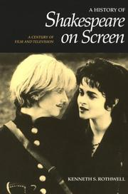 Cover of: A History of Shakespeare on Screen | Kenneth S. Rothwell