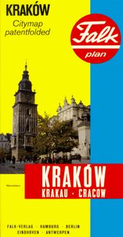 Cover of: Krakow
