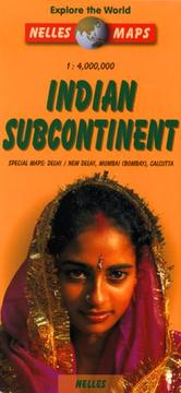 Cover of: Indian Subcontinent | Nelles