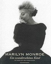 Cover of: Marilyn Monroe - a Beautiful Child