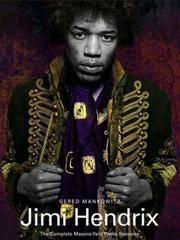 Cover of: Jimi Hendrix | Gered Mankowitz