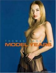 Cover of: Model Years