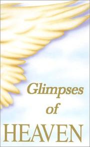 Cover of: Glimpses of Heaven | Philip Sherwood