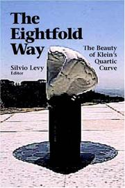 Cover of: The Eightfold Way
