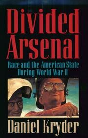 Cover of: Divided arsenal