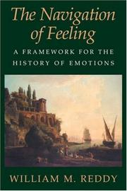 Cover of: The Navigation of Feeling