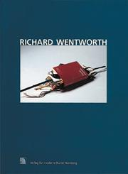 Cover of: Richard Wentworth