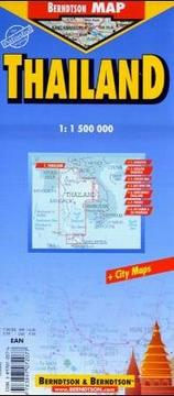 Cover of: Thailand: Scale 1:2,000,000