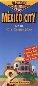 Cover of: Mexico City