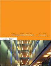 Cover of: Best Designed Hotels in Europe I | Martin Nicholas Kunz