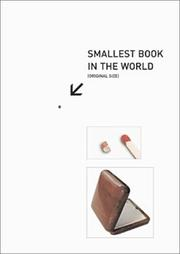 Cover of: The Smallest Book in the World