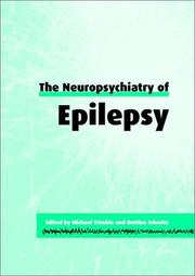 Cover of: The Neuropsychiatry of Epilepsy |