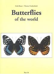 Cover of: Butterflies Of The World (Nymphalidae VIII, Lexias) by Dirk Casteleyn