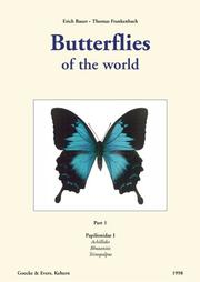 Cover of: Butterflies of the World by