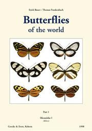 Cover of: Butterflies of the World by Gerardo Lamas