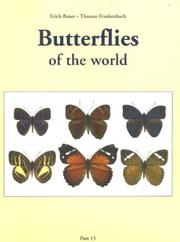 Cover of: Butterflies of the World (Nymphalidae VI, Euriphene) by Jacques Hecq