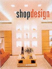 Cover of: Shop Design