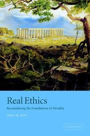 Cover of: Real Ethics