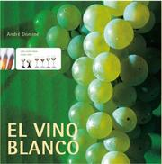 Cover of: El Vino Blanco