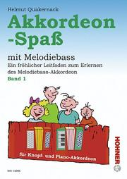 Cover of: Akkordeon-spass Bd. 1 | Helmut Quackernack