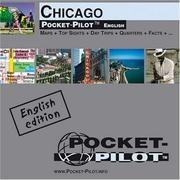 Cover of: Chicago Laminated Pocket Map by Pocket-Pilot