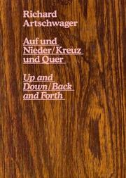 Cover of: Up and Down/Back and Forth