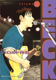 Cover of: Beck Vol. 8 (Beck) (in Japanese)