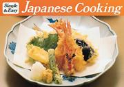 Cover of: Simple and Easy Japanese Cooking