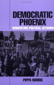 Cover of: Democratic Phoenix: Reinventing Political Activism
