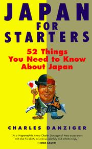 Cover of: Japan for Starters