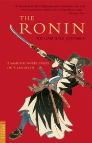 Cover of: The Ronin (Tuttle Classics of Japanese Literature)