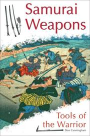 Cover of: Samurai weapons