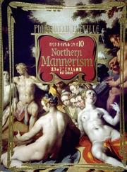 Cover of: Northern Mannerism (Art Gallery, 10) | Treville Co. Ltd.