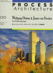 Cover of: Wolfgang Oehme & James van Sweden