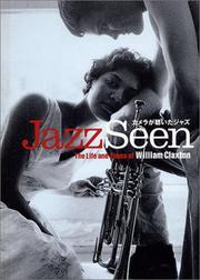 Cover of: Wiliam Claxton - Jazz Seen