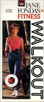 Cover of: Jane Fonda's Fitness Walkout