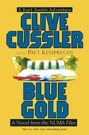 Cover of: Blue gold | CUSSLER / KEMPRECOS