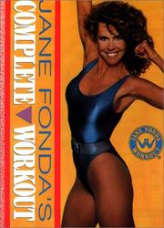 Cover of: Jane Fonda's Complete Workout