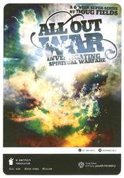 Cover of: All Out War: Investigating Spiritual Warfare (Super-Series)