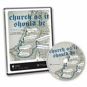 Cover of: Church as It Should Be: The Book of Acts (Sermon-Series)