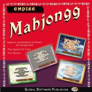 Cover of: Mahjongg (Jc) (Puzzle (Global Software Publishing))