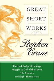 Cover of: Great Short Works of Stephen Crane