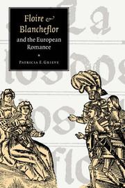 Cover of: 'Floire and Blancheflor' and the European Romance