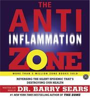 Cover of: The Anti-Inflammation Zone CD