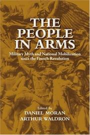 Cover of: The People in Arms |