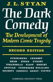 Cover of: The dark comedy