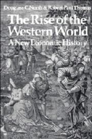 Cover of: The rise of the Western world