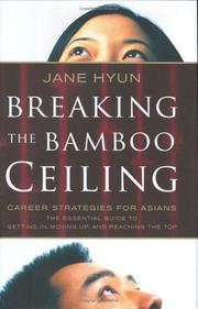 Cover of: Breaking the Bamboo Ceiling | Jane Hyun
