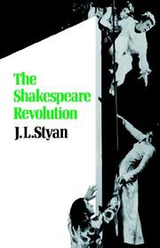 Cover of: The Shakespeare revolution