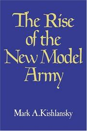 Cover of: The Rise of the New Model Army